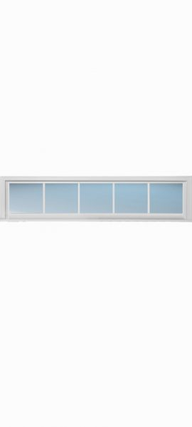 Rectangle Transom Colonial 5L