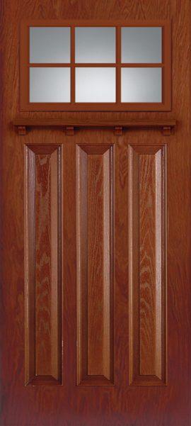 3 Panel Craftsman 6L SDL