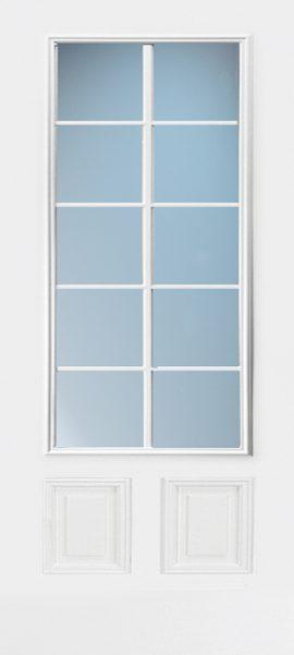2 Panel 3/4 Lite 10L Colonial