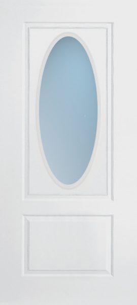 1 Panel 3/4 Oval Elite