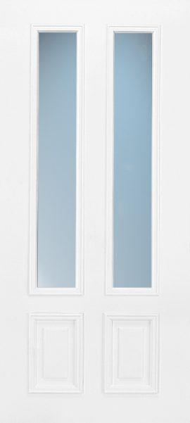 2 Panel Twin 3/4 Lite